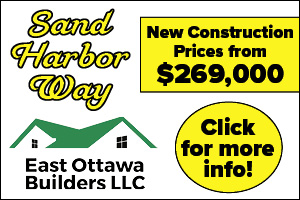 Sand Harbor Way East Ottawa Builders